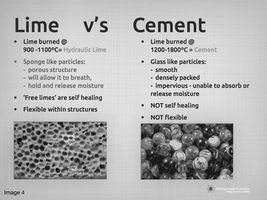Mész VS Cement