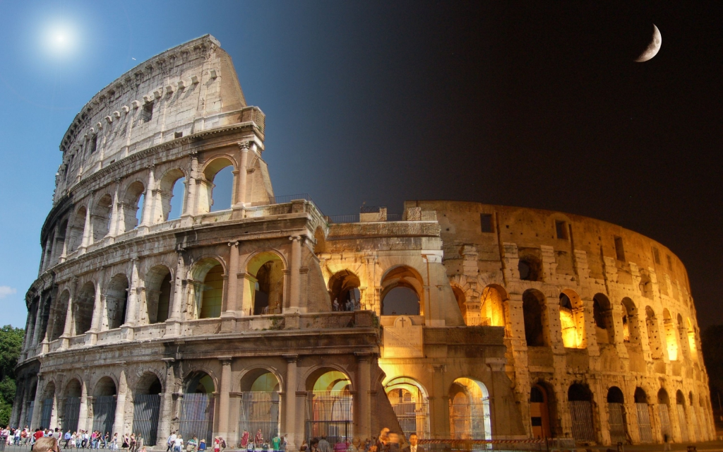 Colosseum-in-Rome-(Italy)